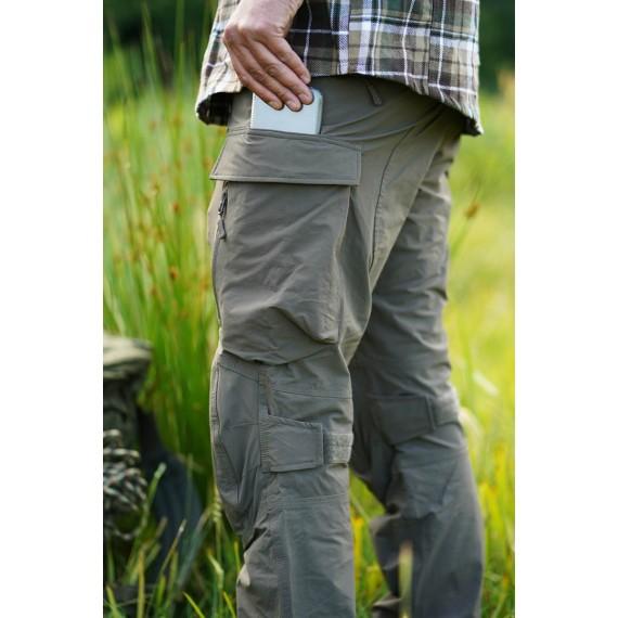 Turbukse - Echo Three Pants - Teknisk bukse - Grønn