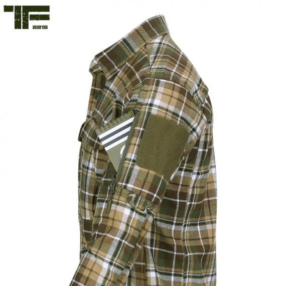 Skjorte - Turskjorte - Flanel Contractor - Ruter
