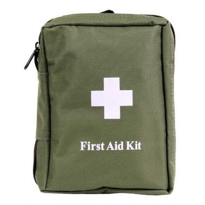 First Aid Kit - Førstehjelp-sett - Grønn