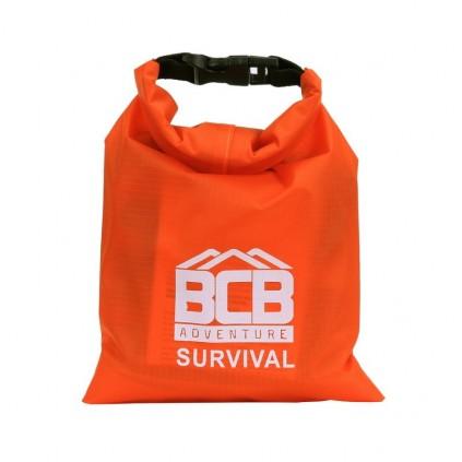 Overlevelse-sett - BCB Survival Essential kit - Orange