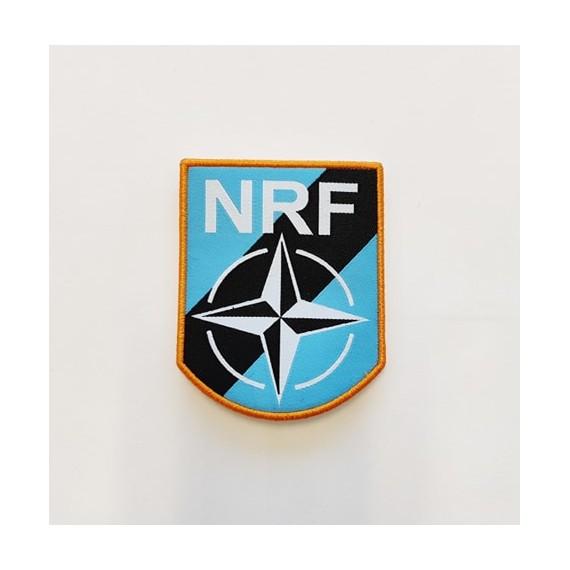 Patch - NRF - NATO Response Force - Borrelås