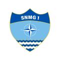 Patch - SNMG 1 - NATO - Borrelås