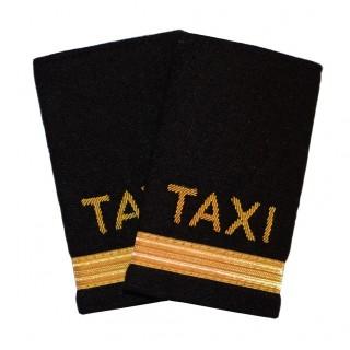 Taxi - 1 stripe - Distinksjoner