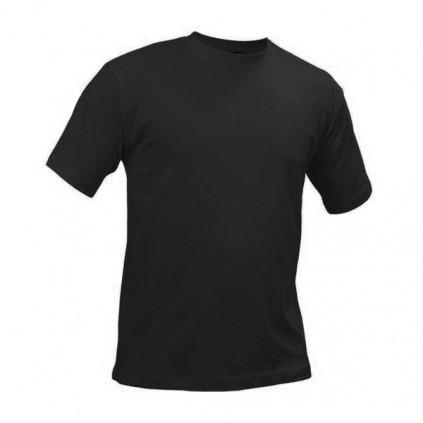 3-pakk t-skjorte - Svart - Bomull