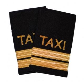 Taxi - 2 striper - Distinksjoner