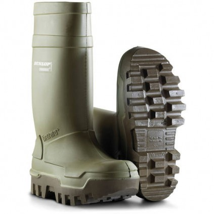 Vernestøvler - Dunlop Thermo+