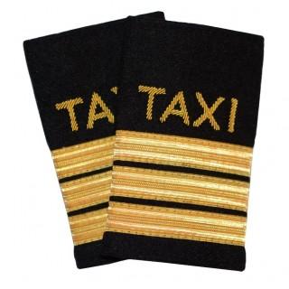 Taxi - 3 striper - Distinksjoner