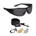 Taktiske briller - 3 typer glass - BOLLÉ® RAIDER W.3 EX