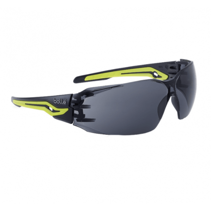 Taktiske briller - Sotet glass - Sort / Gul - BOLLÉ® SILEX