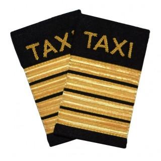 Taxi - 4 striper - Distinksjoner