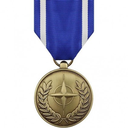 Medalje - NATO - Standard type
