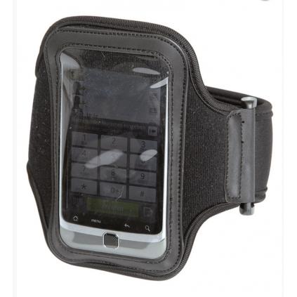 Sportsarmbånd / Mobilholder - Arm Safe - Sort - Miltec