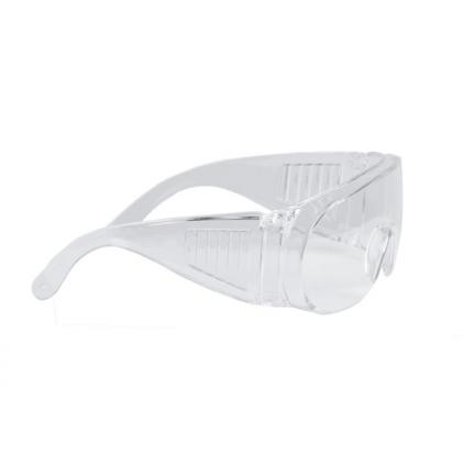 Vernebriller - Klart glass - EN166:2001 - Miltec