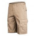 Shorts - Khaki Bermuda - Miltec