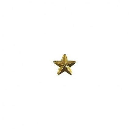 Stjerne - Gull - 3,2 mm