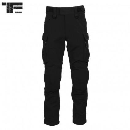 Turbukse - Echo Three Pants - Teknisk bukse - Sort