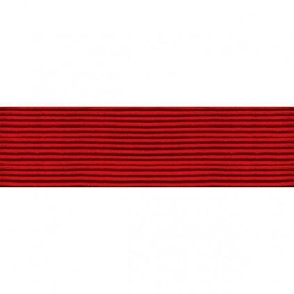 Båndstripe - Rød