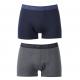 2-pakk - Top Gun - Boxer Shorts - Blå / grå