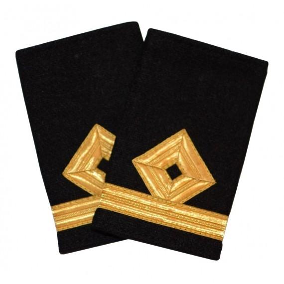 Annenstyrmann - Skipsfart dekk - 1 stripe - Distinksjoner