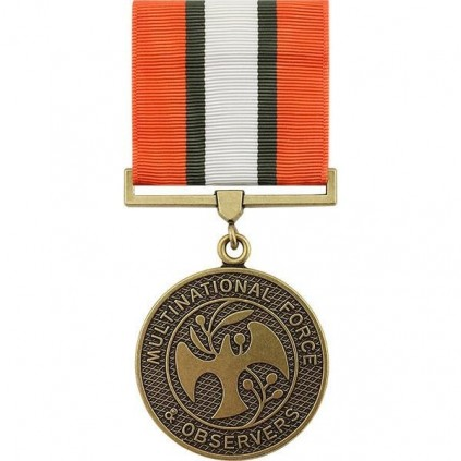 Medalje - Multinational Force and Observer
