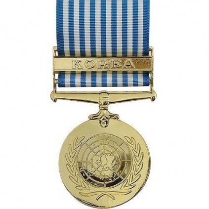 Medalje - FN - United Nations Service (UNSM) Korea