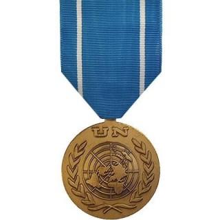Medalje - FN - Observatør