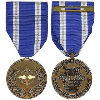 Medalje - NATO - NON ARTICLE 5 Afghanistan