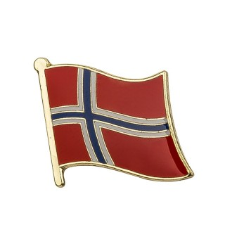 Pins - Flagg - Norge