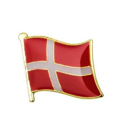 Pins - Flagg - Danmark