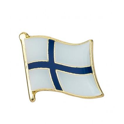 Pins - Flagg - Finland