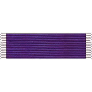 Båndstripe - USA - Purple Heart