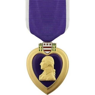 Medalje - USA - Purple Heart