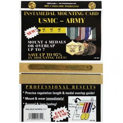 Monteringssett - Medaljer fra 4 til 7 stk
