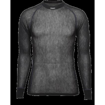 Wool Thermo Light shirt - Brynje - Svart