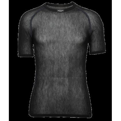 Wool Thermo Light T-shirt - Brynje - Svart