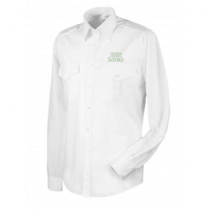 Uniformskjorte - Profilering - Brodert logo
