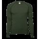 Classic wool shirt - Brynje - Grønn