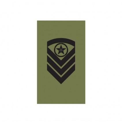 OR6 - Sjefsersjant - Hæren felt - Forsvaret