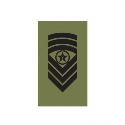 OR8 - Sjefsersjant - Hæren felt