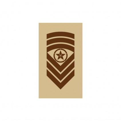 OR8 - Sjefsersjant - Hæren og Luftforsvaret ørken