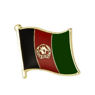 Pins - Flagg - Afghanistan
