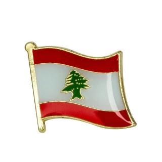 Pins - Flagg - Libanon