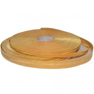 14 mm - Gullbånd - Tresse