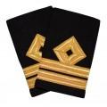 Førstestyrmann - Skipsfart dekk - 2 striper - Distinksjoner