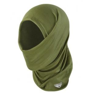 Condor Multi Wrap - Hals - Olivengrønn