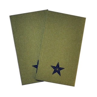 Fenrik  - Grønn felt hær - Forsvaret