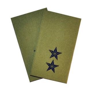Løytnant - Grønn felt hær - Forsvaret