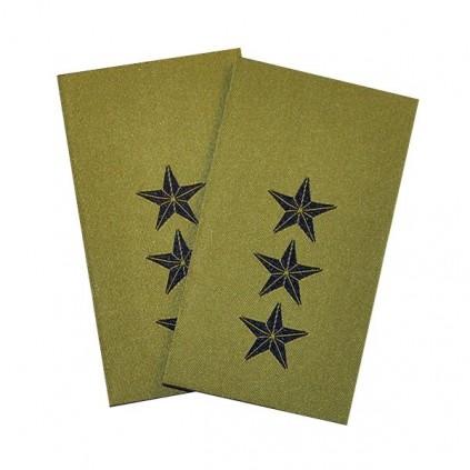 Kaptein - Grønn felt hær - Forsvaret