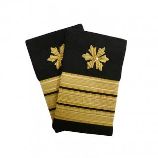 Frysemaskinist - 3 striper - Skipsfart - Distinksjoner