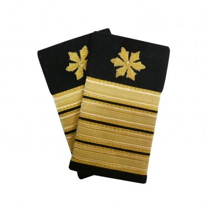 Frysemaskinist - 4 striper - Skipsfart